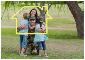 A Military Spouses Guide to VA Home Loans